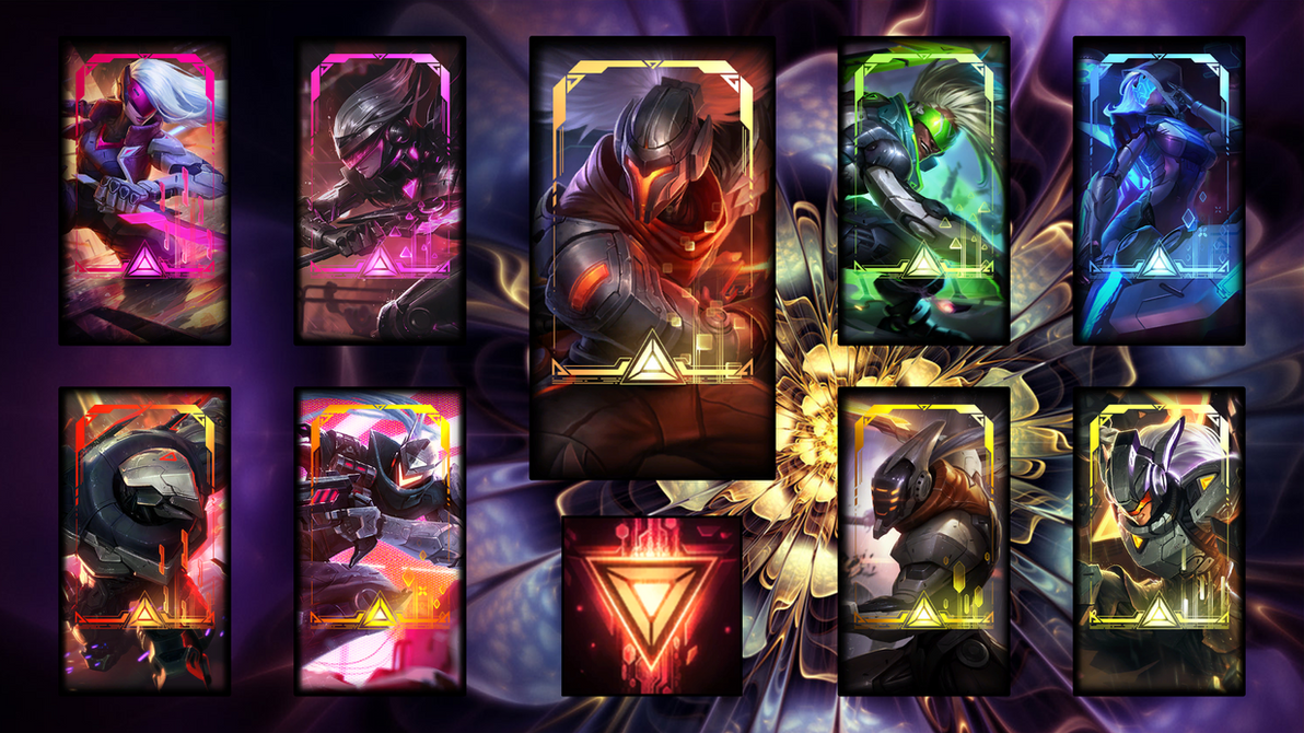 League Of Legends Project Loading Screen By Hyperion127