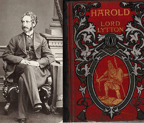 Forgotten authors 6: Lord Lytton by shadono