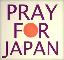 Pray For Japan by JessicaOssa