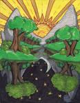 Dusk Till Dawn- 10-24-10 by mc-chapelle