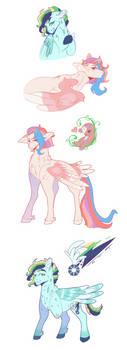Rainbow Siblings