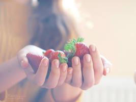 sweet red. by Katari01