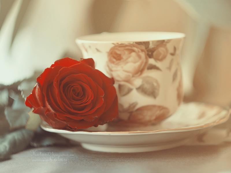 tea time. by Katari01