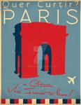 Triumph Arch - Poster