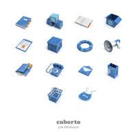 Icons for oltrishop.ru by Cuberto-ru