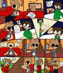 New Times #1| Eddsworld Comic