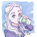 Daenerys Latte