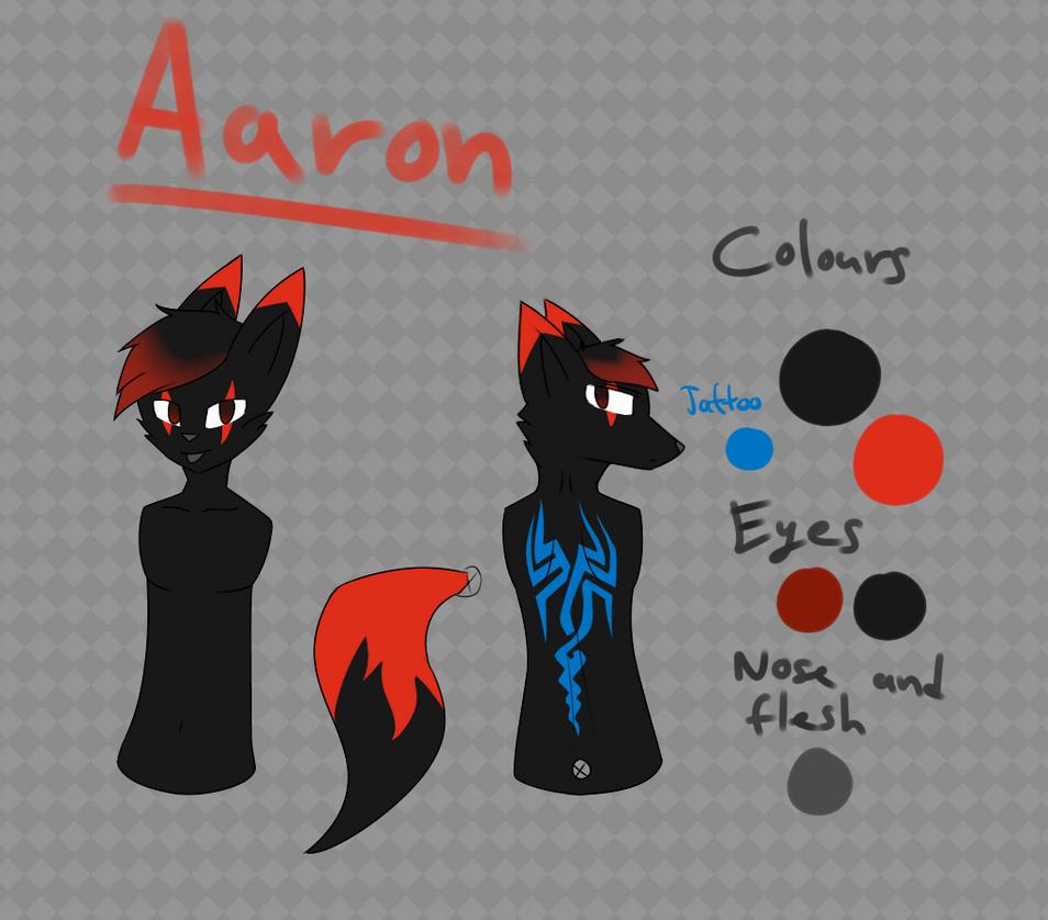 Aaron ref by WingnutDX9
