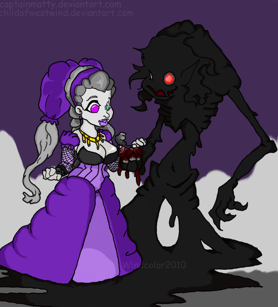 Beauty And The Demon by Childofwestwind