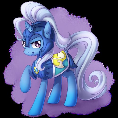 Guardian Trixie by ShinePawPony