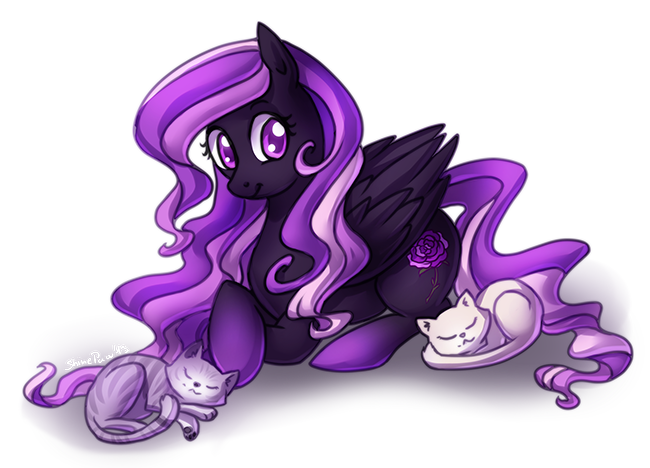 Berrybell by ShinePawPony