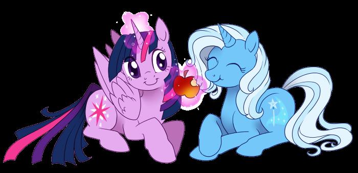 Magical friends