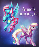 Angels among us commission