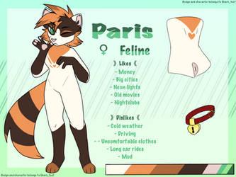 New Paris ref sheet