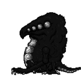 Shadow crocomire by poisonkiryu