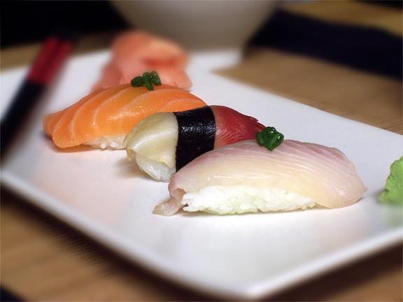 sushi by teeshirtninja