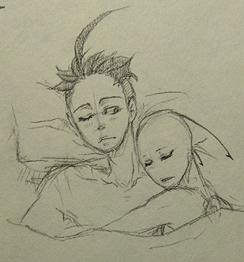 a good night sleep by PuShelle
