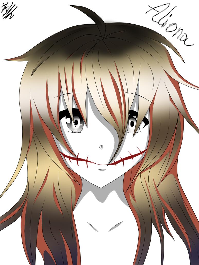 Anime/Manga Aliona Head by Lisica1213