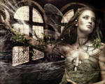 The fairy in an imprisonment