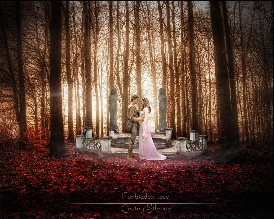 forbidden love by josefinacs on deviantart