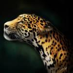 Leopard (Digital Drawing)