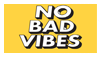 no bad vibes by sosse123