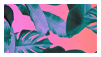aesthetic plants stamp II by sosse123