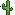 cactus pixel by sosse123