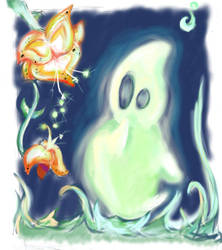 Ghost by marittana