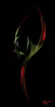 Alien 2009 by Xuei Ruff
