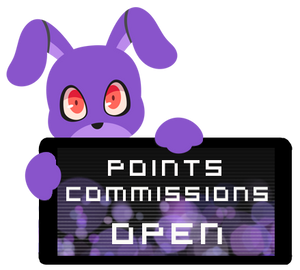 Bonnie Point Commission Open Stamp