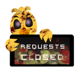 Chica Requests Closed Stamp