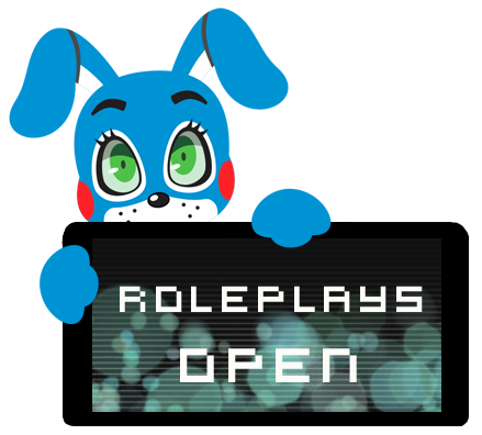 Toy Bonnie Roleplays Open Stamp by Ink-cartoon