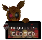 PC - Snaptrap Requests Closed Stamp by BlueBismuth