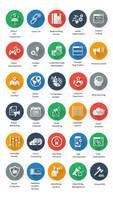 Icons - SEO and Web Icons | FlatLineIcons.com