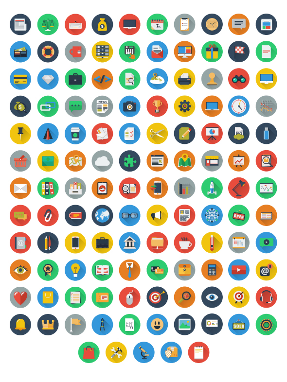 Design Icons Free Download