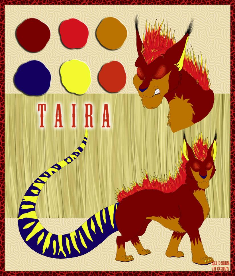 Taira reference by Siriliya