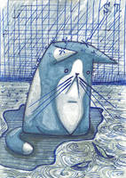 ACEO Loneliness