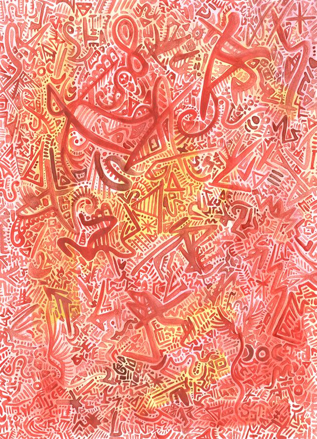 Random pattern by Siriliya