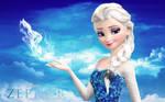 Wind/Air Elsa: Zephyr
