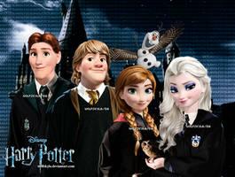 HP x Frozen