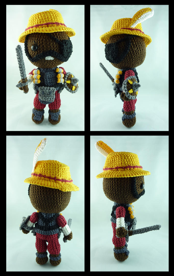 Custom Demoman by krowzivitch