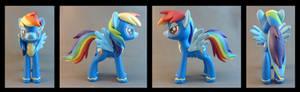 Wonderbolt Rainbow Dash