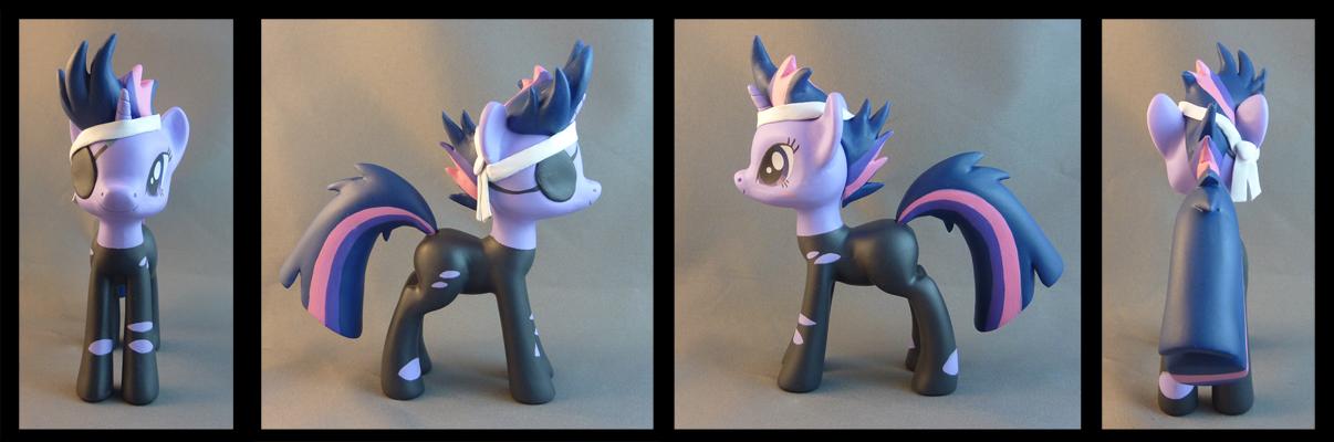 Future Twilight Sparkle by krowzivitch