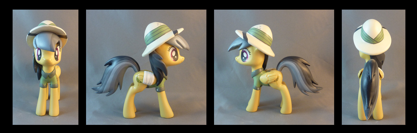 Daring Do by krowzivitch