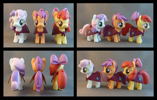 CMC with capes