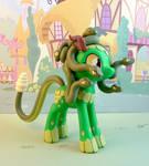 Medusa pony