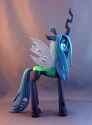 Queen Chrysalis prototype by krowzivitch