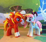 Fire Strike and Polly