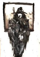 vampire hunter by Studiomouette